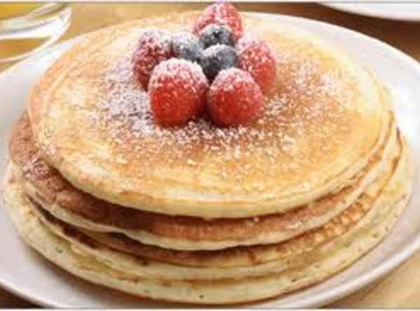 Mmm Pancakes Recipe