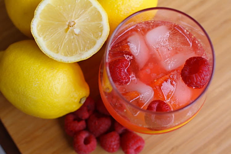 Raspberry Lemonade - JadoreSha.com