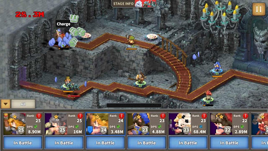 Tap Defenders 1.4.5 MOD (Free Upgrade) APK For Android - 12 - images: Store4app.co: All Apps Download For Android