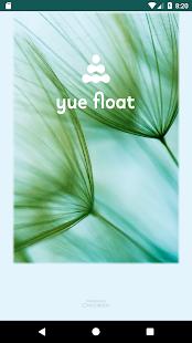 yue float - náhled