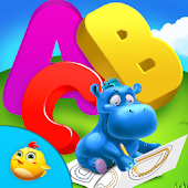 ABC 123 For Toddlers