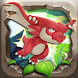 ドラゴンとタワーディフェンス- 合成モバイルゲームの新しいバージョン