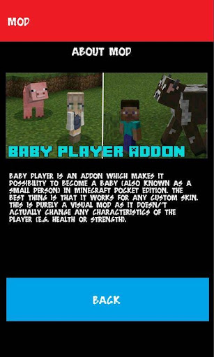 Baby Player Addon screenshot 1