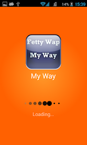 Fetty Wap My Way Lyrics Free screenshot 0