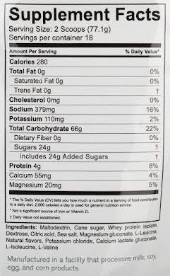 Infinit Nutrition Go Far Energy Drink Mix - Fruit Punch, 18 Serving Bag alternate image 0