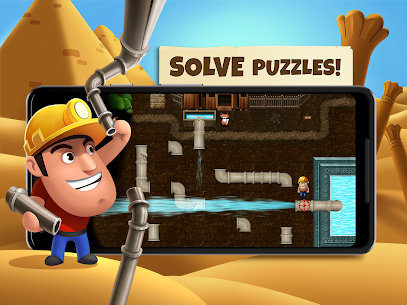 Diggy's Adventure MOD Apk ( Unlimited Energy) 8