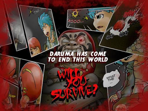 Daruma-san is Coming