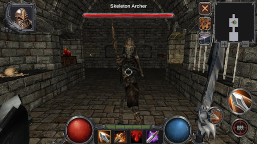 Télécharger Good Old Dungeon apk mod screenshots 3