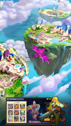 Sky Kingdoms: Dragon War 1.1.0 gameplay   by HackJr.Pw 11