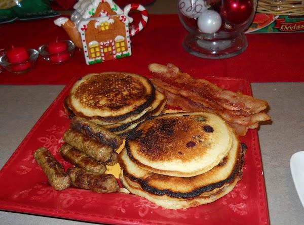 Grandpop/ Missy's Pancakes Recipe