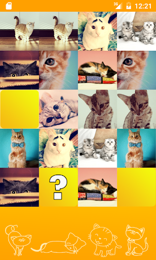 猫のメモリマッチゲーム