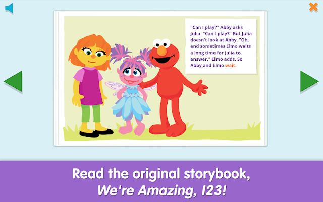 Sesame Street and Autism - screenshot