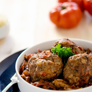 Low Carb Meatball