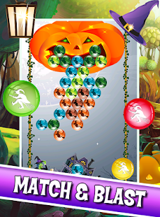 11 Witch's Magic Bubble App screenshot