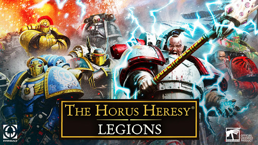 The Horus Heresy: Legions – TCG card battle game apkdomains screenshots 1