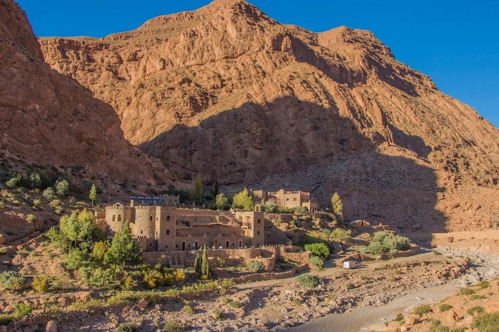 route-marokko
