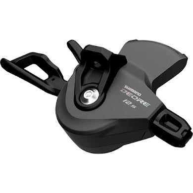 Shimano Deore SL-M6100-R Right Shift Lever - 12-Speed, RapidFire Plus, Optical Gear Display