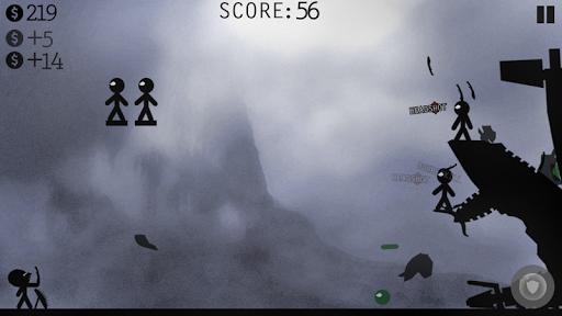 Stickman Battle - Knife Hit! apkpoly screenshots 5
