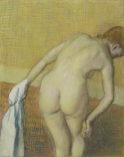 Woman Bathing - Van Gogh Museum