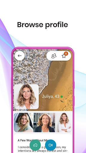 DateMyAgeu2122: Chat, Meet, Date Mature Singles Online Apk 2