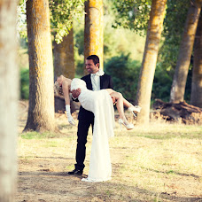 Wedding photographer marinos karafillidis  Apikonisi (marinoskarafill). Photo of 29.01.2016