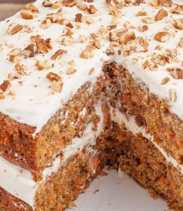 Tyra's Heavenly Gluten-Free Carrot Cake