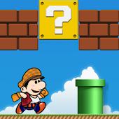 Super Hero in Mario World 3
