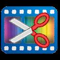 Tutorial AndroVid Pro video editor icon