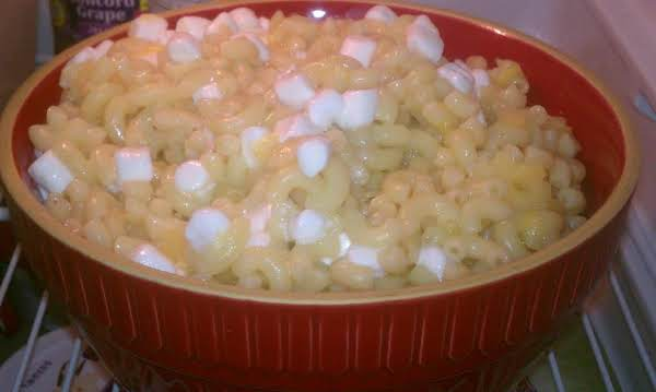 Fruity Macaroni Salad Recipe