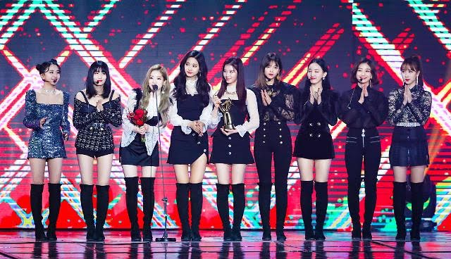 Twice At The 2019 Golden Disc Awards Performance Roundup Koreaboo