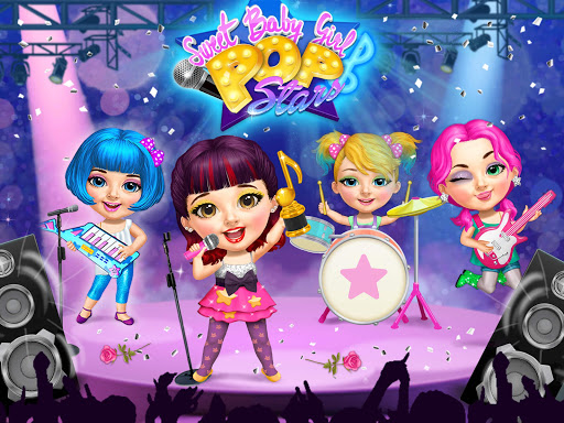 Sweet Baby Girl Pop Stars - Superstar Salon & Show  screenshots 10