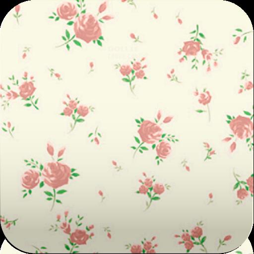 西欧のデザイン花柄壁紙【待受スマホ壁紙】 個人化 App LOGO-硬是要APP