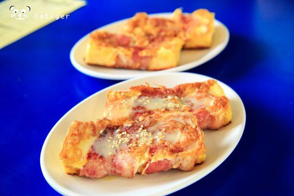 蘭嶼 東清部落 美亞美早餐店 島上二大早餐之一 念念不忘的蛋餅、法式培根捲