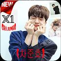 X1 Cha Junho Wallpaper icon