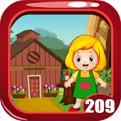 Cute Little Girl Rescue Game Kavi - 209 Android APK Download Free By Kavi Games