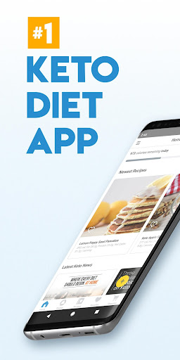 Total Keto Diet: Low Carb Recipes & Keto Meal Plan 4.0 screenshots 1