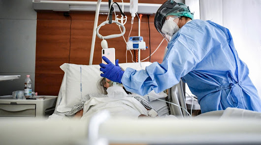 Los pacientes en los hospitales andaluces caen por debajo de los 200.
