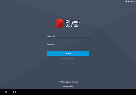 Diligent Boards – Miniaturansicht des Screenshots