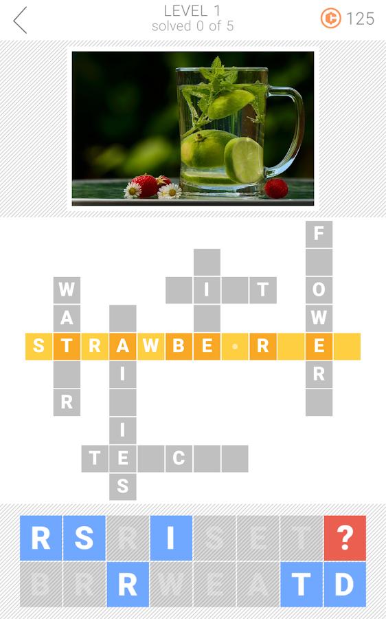 Word Connect 2: Crosswords- screenshot