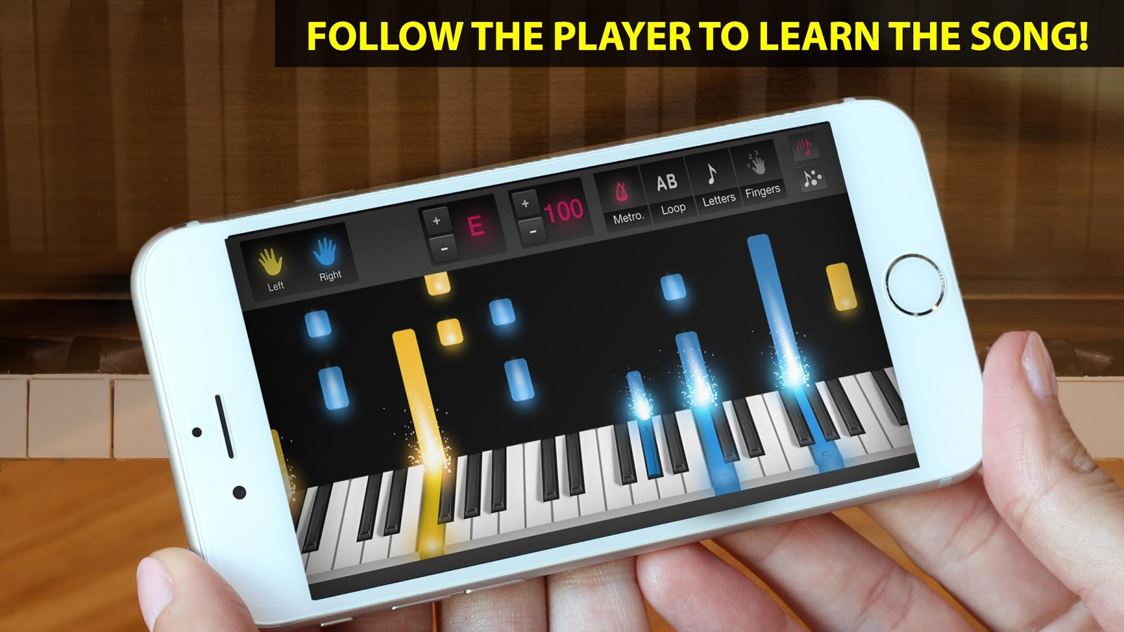 OnlinePianist- screenshot