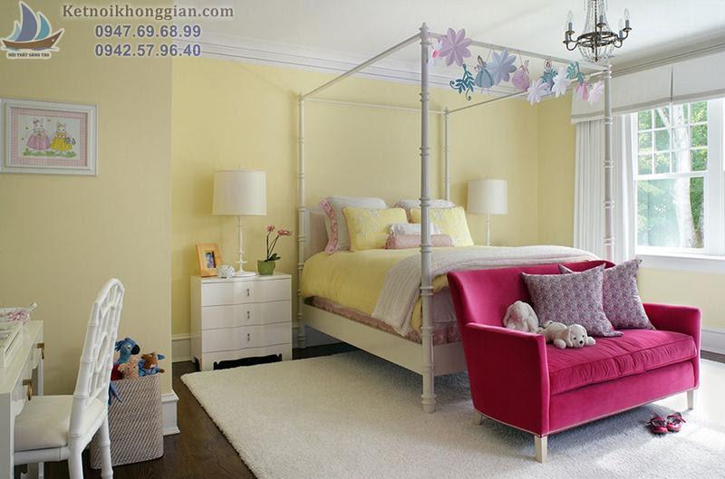 thiết kế nội thất phòng khách chuẩn mực