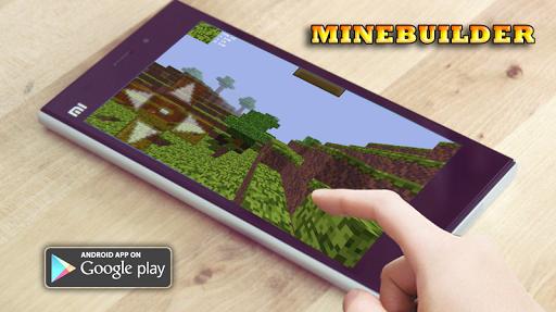 BuildCraft - Mine Game