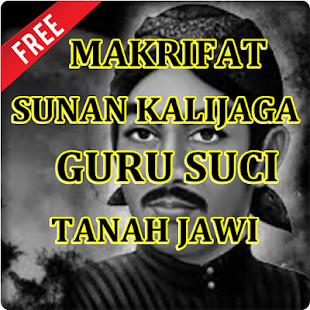 Makrifat Sunan Kalijaga (Guru Suci Tanah Jawi) - náhled