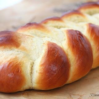 Braided Easy Egg Bread.