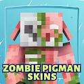 Zombie Pigman Skin icon