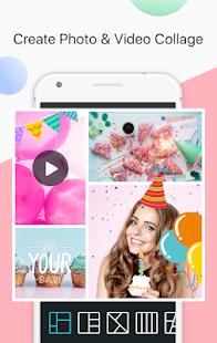 PhotoGrid: Video & Pic Collage Maker, Photo Editor- screenshot thumbnail