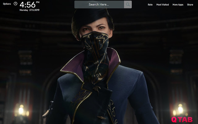 Dishonored 2 Wallpapers Hd Theme