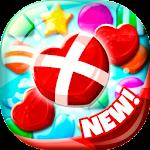 Candy Pop Match 3 - Sweet Jam Fantasy Icon