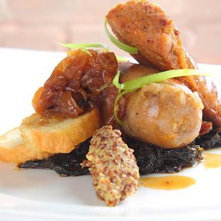 Emeril's Boudin Sausage.