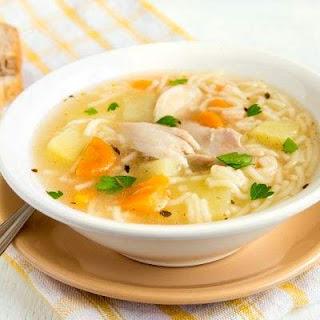 Seasoning Chicken Noodle Soup Recipes.